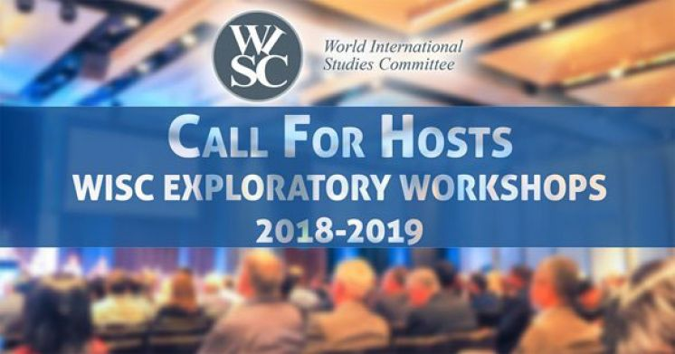 WISC exploratory workshops 2018