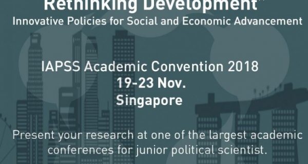 #Callforpapers Academic Convention 2018 in Singapore