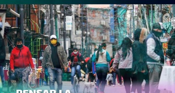 Beca de investigación para equipos: Pensar la pandemia desde las Ciencias sociales y las Humanidades