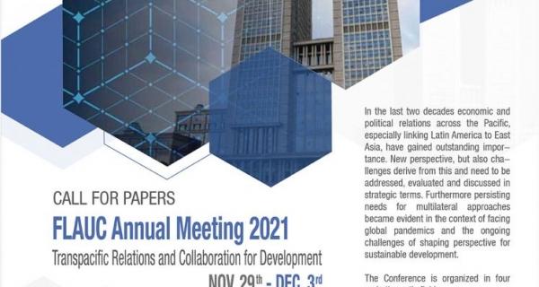 Call for papers - Reunión Anual FLAUC 2021