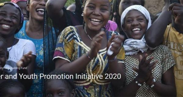 Iniciativa de Promoción de Género y Juventud del Fondo de Consolidación de la Paz de la ONU
